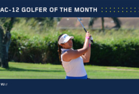UCLA's Lilia Vu named Pac-12 Golfer of the Month