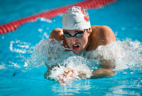 Top men's swimmers converge for Pac-12 Championships