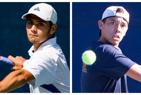 NCAA men's tennis singles championships: 4 Pac-12 players advance to 2nd round