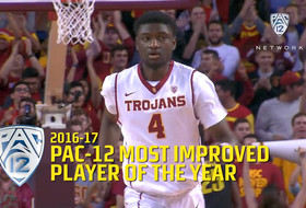 USC's Chimezie Metu named 2016-17 Pac-12 Men's Basketball Most Improved Player of the Year