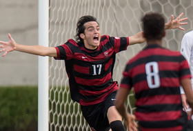 Stanford's Meyer voted men's soccer player of the week