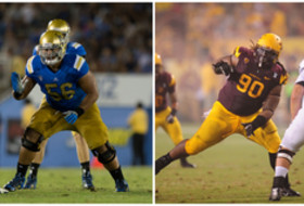 UCLA's S'ua-Filo, Arizona State's Sutton named 34th Morris Trophy winners