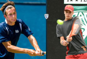 NCAA men's tennis: UCLA, USC advance to semifinals