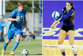 Pac-12 Networks to televise NCAA men's soccer, volleyball matchups