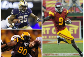 Sutton, Sankey, Lee among Pac-12 players selected in NFL draft rounds 2&3