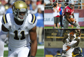 Three former Pac-12 players go in NFL draft's first round