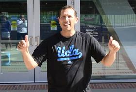 UCLA Cold Water Challenge - Tony Newnan