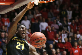Video: Damyean Dotson's dunk downs Utah in dramatic fashion