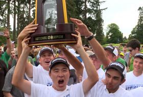 Roundup: Oregon wins another NCAA title for the Pac