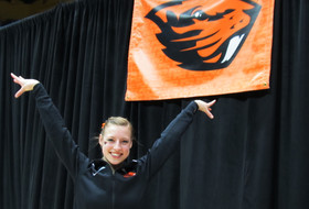 Oregon State walk-on Kailie Ponto is making her mark