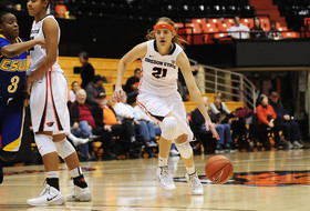 OSU hosts powerhouse as Pac-12 women's basketball non-conference schedule winds down