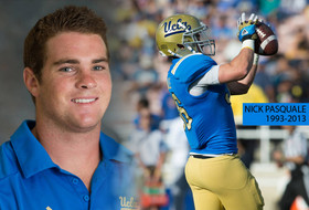 UCLA runs first play from scrimmage with 10 men in honor of Nick Pasquale