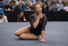 Pac-12 gymnastics teams ready to wrap up regular season on top
