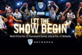 2014 Pac-12 Men's Basketball Tournament TV info and how to watch online