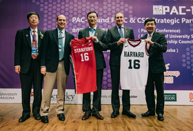 Commissioner Scott reveals Stanford, Harvard to play in 2016 Pac-12 China Game