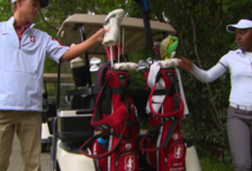 'Sports Report' preview: Stanford's Maverick McNealy and Mariah Stackhouse share the course and their stories