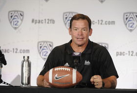 Video: Neuheisel 'apologizes' for UCLA's tough nonconference schedule
