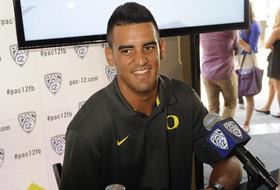 Marcus Mariota, Oregon's burgeoning sports medicine specialist