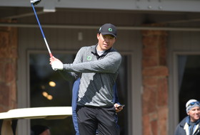 Oregon leads after day 1 of Pac-12 Men's Golf Championships, 2nd round halted due to darkness