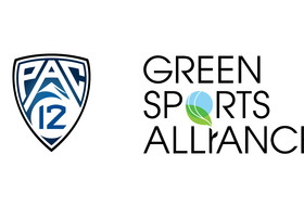 Pac-12 joins its members as official partner of the Green Sports Alliance