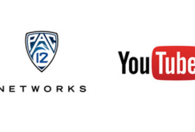 Pac-12 Networks to distribute its live sports programming to international audiences on YouTube
