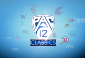 'Pac-12 Classics' debuts second season tonight at 7 PT