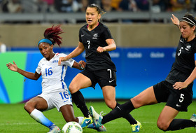 2016 Olympics: New Zealand's Football Ferns feature trio of Pac-12 alums