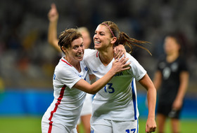 2016 Rio Olympics: Cal alum Alex Morgan highlights USWNT's win over New Zealand