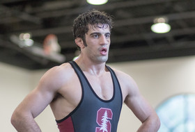Stanford's Galli Named Pac-12 Wrestling Scholar-Athlete of the Year
