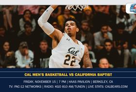Cal Hosts CBU IN 2K Empire Classic