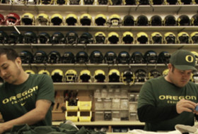 Roundup: Get to know Oregon's equipment department