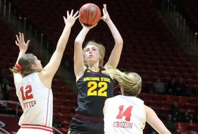 Roundup: Quinn Dornstauder putting an exclamation point on her ASU career