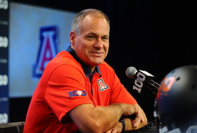 2015 Pac-12 Football Media Days: RichRod has all the quotables