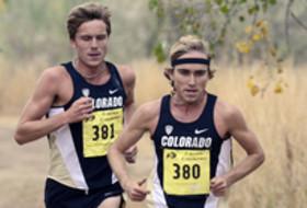 Colorado men's cross country