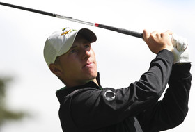 NCAA men's golf championships: Oregon leads after soggy, rain-shortened first day