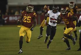 Roundup: Ronald Jones II making a big impression at USC
