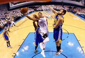 Roundup: Andre Roberson coming up big for Oklahoma City Thunder