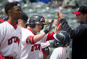 Roundup: Utah baseball back into a tie for 1st