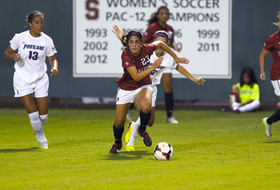Pac-12 women's soccer scores for Saturday, Sept. 28