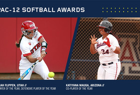 Pac-12 announces 2017 Softball All-Conference honors
