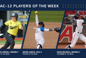 Pac-12 Softball Players of the Week for Feb. 21