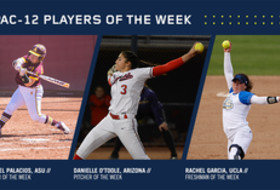 Pac-12 Softball Players of the Week for March 28