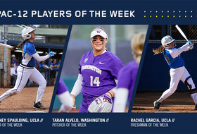 Pac-12 Softball Players of the Week for May 16