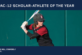 Stanford's Bessie Noll named Pac-12 Softball Scholar-Athlete of the year