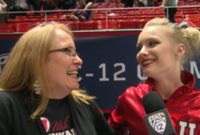 Utah's Georgia Dabritz on winning Scholar-Athlete of the Year