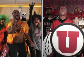 Student Section Challenge: Arizona State's 942 Crew, Utah's The MUSS dance battle on Halloween