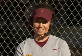 Postgame interview: Arizona State softball's Haley Steele after two-homer game