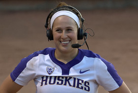Morganne Flores on her game-winning 2-RBI double for Washington softball: 'I was looking for a good pitch to hit'