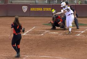 Recap: Arizona State softball slugs four homers in run-rule win over Oregon State