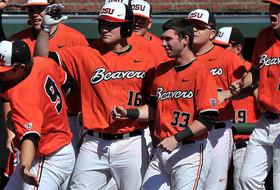 Roundup: Oregon State baseball earns No. 1 seed